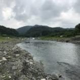 『小鮎と遊ぶ 10(7/2 安曇川・長尾)』の画像