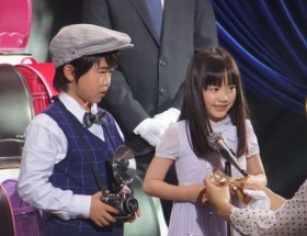 芦田愛菜(8)がちょっと大人になってきてる