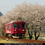『長良川鉄道 ナガラ300形 2014春』の画像
