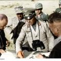 砂漠の狐ロンメル将軍をカラー化