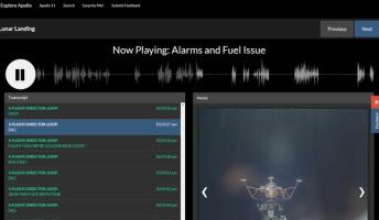 【NASA】アポロ11号月面着陸ミッションの音声ファイルを公開
