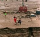 【画像】エルニーニョで墓地の遺体が多数流出する恐れ