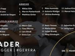 ドルトムントのゲッツェがドイツ代表に選出!