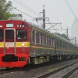 『東急8500系8610F、12連化試運転(3月31日)』の画像