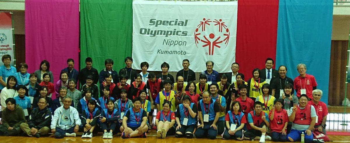 スペシャルオリンピックス日本・熊本 公式ブログ イメージ画像