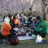『2005年 5月 4日 花見:弘前市・弘前公園本丸』の画像