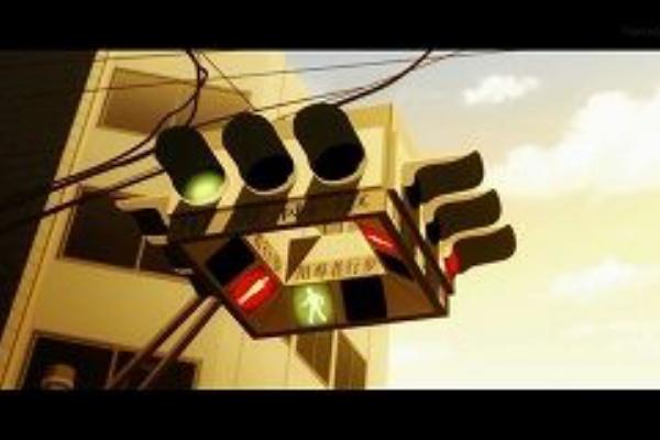 化物語2 信号機