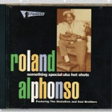 『Roland Alphonso「Something Special: Ska Hot Shots」』の画像
