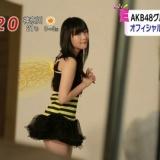 AKB48カレンダー撮影、ミツバチ姿の指原莉乃がかわいい。他