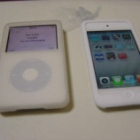 『iPod photeとiPod Touch』の画像