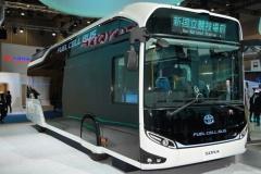 トヨタ、新型FCV「SORA」発表