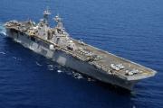 インド洋で作戦終えた米軍強襲揚陸艦も朝鮮半島に展開