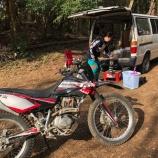 『きのこバイクチャレンジ』の画像