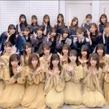 『Mステ出演の乃木坂46と日向坂46の集合写真が到着!! いいね!【乃木坂46】』の画像