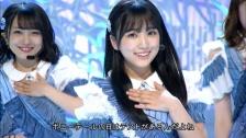 【画像】AKB48『MUSIC FAIR』でセンチメンタルトレイン披露!