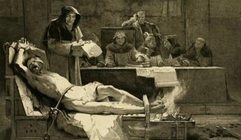 昔の人って拷問とか残酷な処刑好きすぎじゃね??