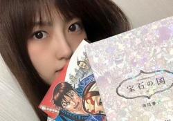 元乃木坂46・若月佑美が今読んでいる漫画がコチラwwwww