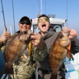 『4月22日 釣行 スロージギング 貸切二日目』の画像