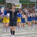 2014年横浜開港記念みなと祭国際仮装行列第62回ザよこはまパレード その74(横浜市立金沢高等学校バトントワリング部WINNERS)の2