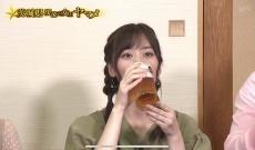 """乃木坂の貴重な""""飲酒シーン""""キタ━━━━━━(゚∀゚)━━━━━━ !!!!!"""