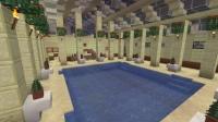 北大陸に公衆浴場を作る (2)