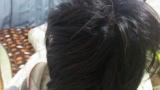 3ヶ月髪切らずに1週間風呂入ってない人間(ワイ)の頭がこちらwww(※画像あり)