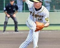 阪神ドラ1馬場皐輔(二軍) 3勝1敗 防御率2.08