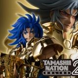 『【TAMASHII NATION ONLINE 2021】聖闘士聖衣神話EX ジェミニサガ GOLD24』の画像