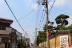 アリケン前のめっちゃ狭い道は京阪バスも走る!~インサイト交野No.76~