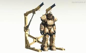 Power Armor Hoarder