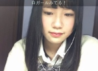 佐藤栞19歳の誕生日、LoGiRLで服部有菜からお手紙!それをSRで実況する服部有菜w
