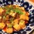 ストウブで『麻婆豆腐』と『小さいおかず』の献立。