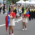 2016年横浜開港記念みなと祭国際仮装行列第64回ザよこはまパレード その70(鎌倉女子大学中等部・高等部マーチングバンド)
