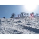 『奥只見スキーキャンプ2期スタート。青空が広がりました。』の画像