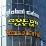 『【開店】ついに浜松にもGOLD'S GYMがやってきた!ザザ中央館に2018年11月15日プレオープン。(県内2店舗目)』の画像