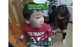 【日本のテレビ】    子供達が 家にあがってくるゾンビと戦う番組が おもしれえwwwwwww   海外の反応