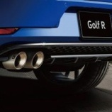 『【スタッフ日誌】Golf7.5RにAkrapovicチタンエギゾーストシステムを装着!』の画像