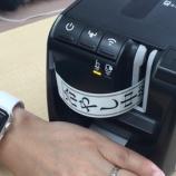 『Apple Watchからテプラに印刷!Label Printをリリースしました。』の画像