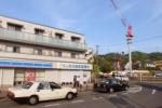 JR河内磐船駅前にローソンができるぞ!~最近、新規オープンが続いてる場所です~