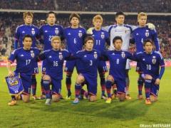 【W杯】「ワールドカップで過小評価されている5カ国」に日本代表が選出!