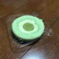 LAWSONの UchiCafe スイーツ 「ずんだロールケーキ」を喰らってみました