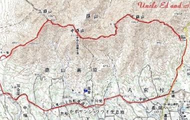 『蒜山三座縦走 May 17, 2015』の画像
