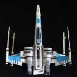 『【型紙】ノンスケール T-70 X-WING STARFIGHTER(A4 1枚) [Paper Model]』の画像
