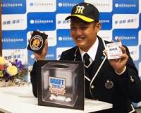 阪神ドラ1西純矢は「ネクスト・オオタニ」 海外注目で「奪三振能力と打撃」絶賛