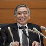『日銀の政策変更が招いた株価急落』の画像