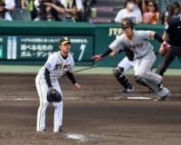 阪神2位高橋遥人7失点KO、デビュー2連勝ならず。