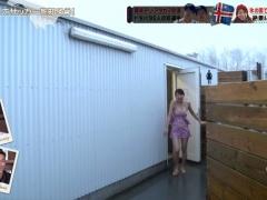 【 画像 】Jリーグ女子マネージャー「サトミキ」の入浴シーンに必死に平静を装う浦和・槙野www