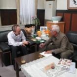 『2013.10.16 愛媛県副知事を表敬訪問』の画像