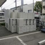 『☆中古事務デスク&ワゴン買取り☆ナイキ 1400平デスク&ワゴン 入荷しました!』の画像