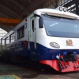 『【日車KRD MCW302】Rail Two改めKereta Istimewa、Tanah Abang機関区で内覧会』の画像
